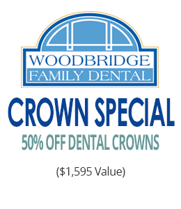 50% Off Dental Crowns