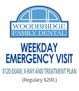 $120 Weekday Emergency Visit