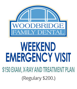 $150 Weekend Emergency Visit