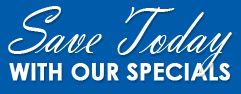 Specials - Dental Services Woodbridge, VA
